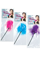 Playful Feather Tickler - Multi-colored