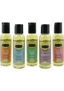 Kama Sutra Massage Tranquility Kit 2oz (5 Bottles)